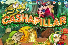 Funny kingdom of Cashapillar
