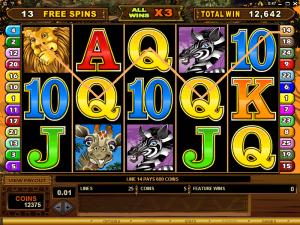 Jackpot City Bonus Spin