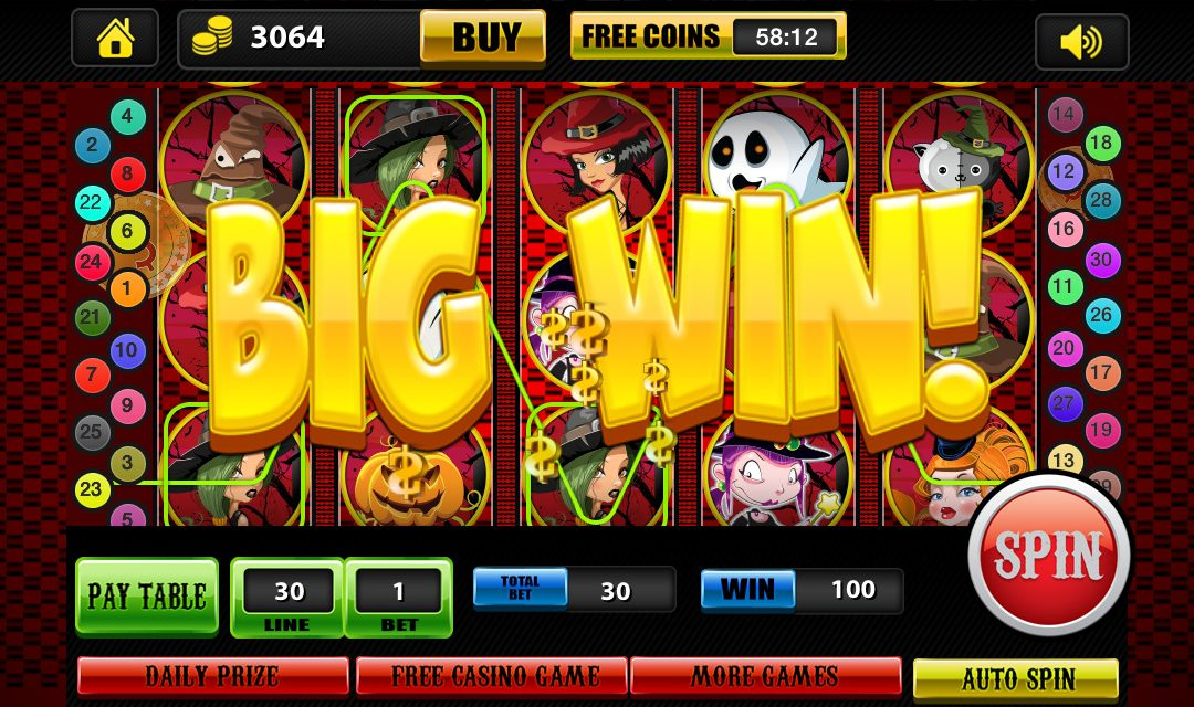 Las vegas casino slot winners